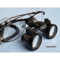 Очки хирургические 2.5х металлическая оправа