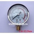 cx102-4 Манометр давления для компрессора